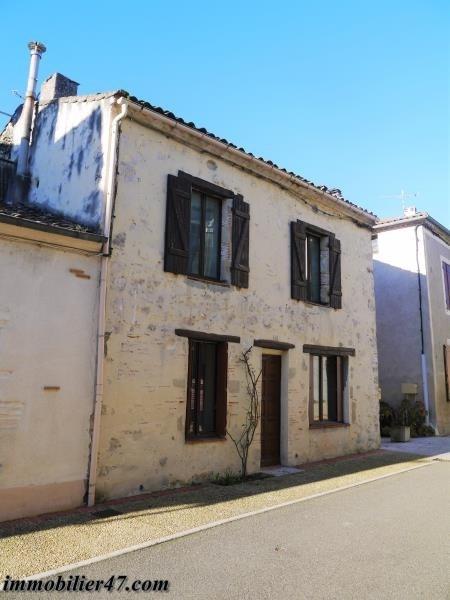Vente maison / villa Monclar 86000€ - Photo 2