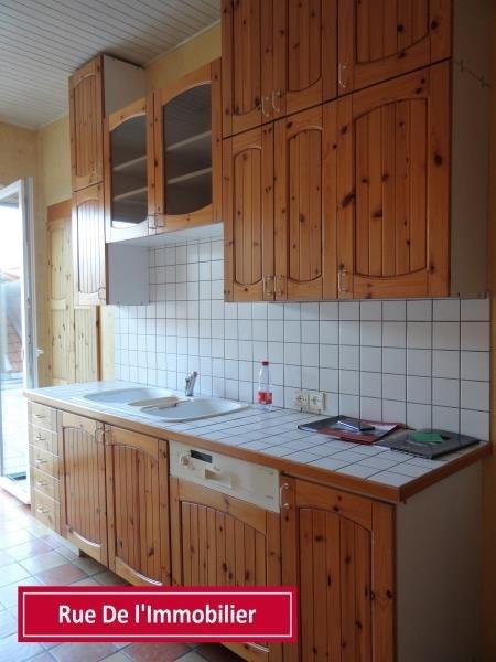Investment property apartment Sarreguemines 195000€ - Picture 1