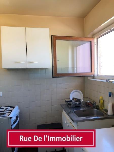 Investment property apartment Sarreguemines 47000€ - Picture 3