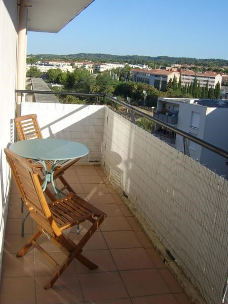 Rental apartment Aix en provence 595€ CC - Picture 2