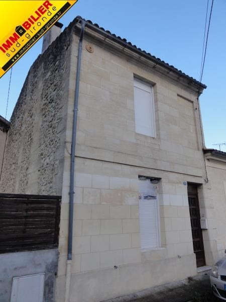 Vente maison / villa Cadillac 118 700€ - Photo 1