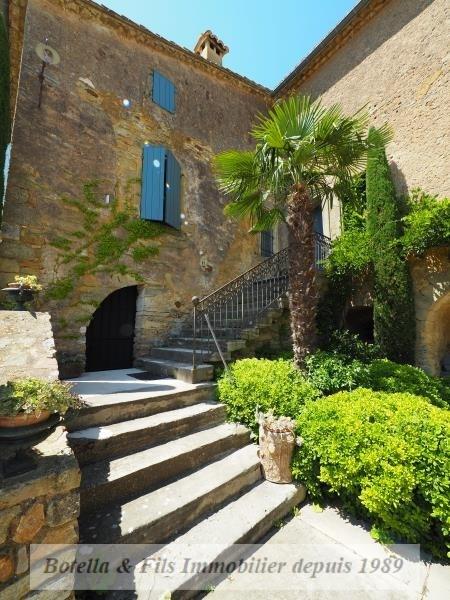 Verkoop van prestige  huis Uzes 1260000€ - Foto 9