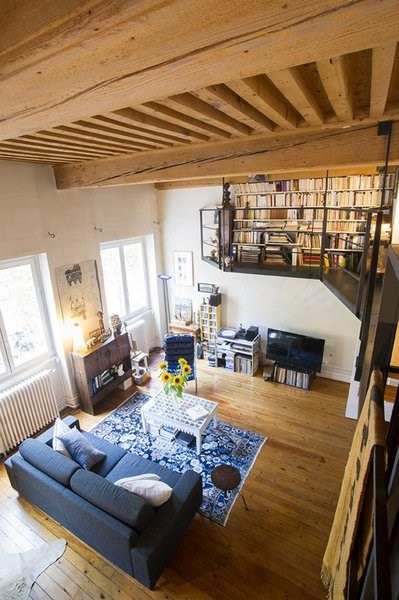 Sale apartment Lyon 4ème 450000€ - Picture 3
