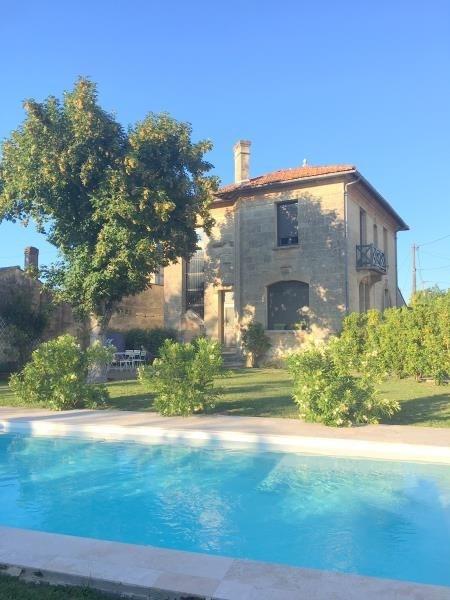 Vente de prestige maison / villa Saint andre de cubzac 556500€ - Photo 1
