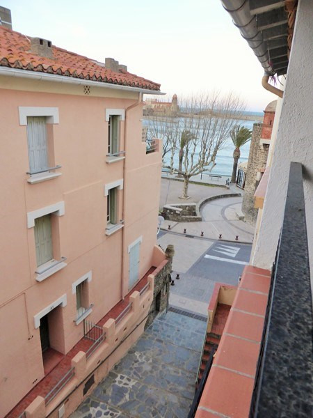 Location vacances appartement Collioure 469€ - Photo 1