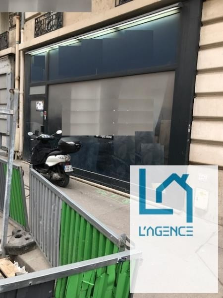 Location boutique Paris 15ème 1 000€ HT/HC - Photo 1