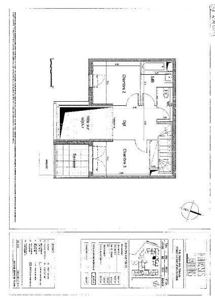 Vente appartement Lagny sur marne 394000€ - Photo 4