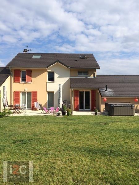 Rental house / villa Divonne les bains 3900€ CC - Picture 1