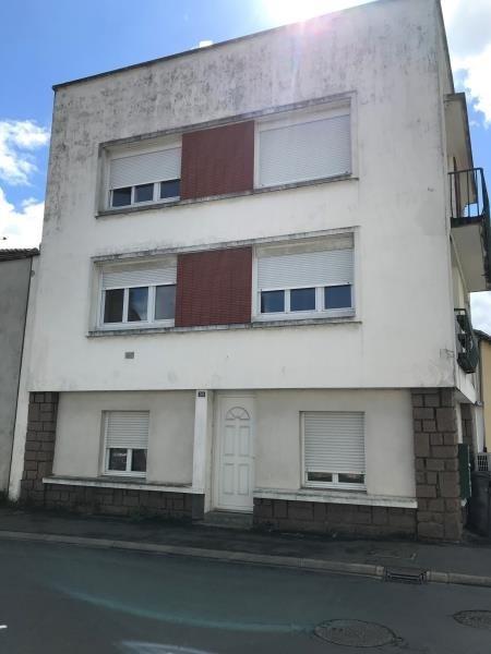 Vente maison / villa Villedieu la blouere 122600€ - Photo 1