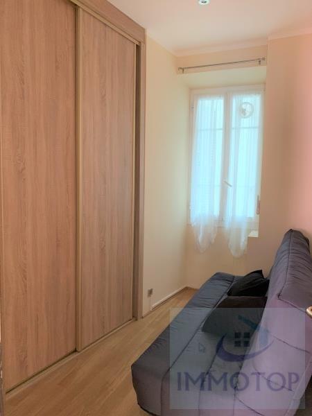 Sale apartment Menton 454000€ - Picture 10