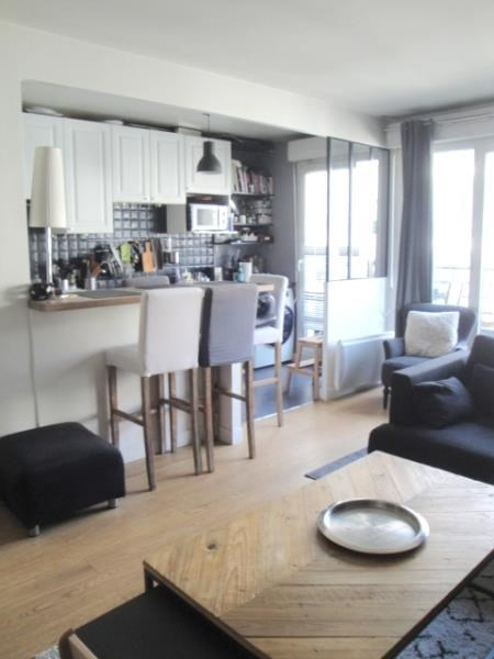 Vente appartement Colombes 385 000€ - Photo 1