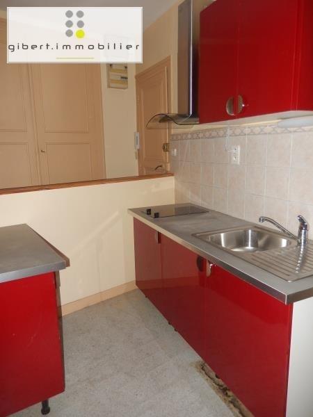 Rental apartment Le puy en velay 363,79€ CC - Picture 3