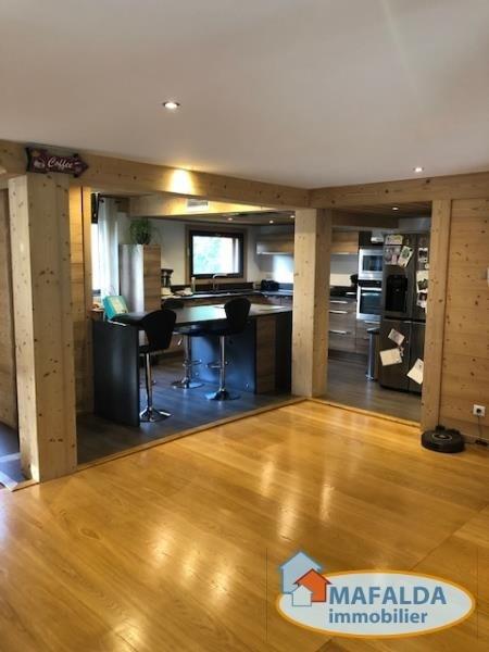 Sale house / villa Mont saxonnex 485000€ - Picture 2