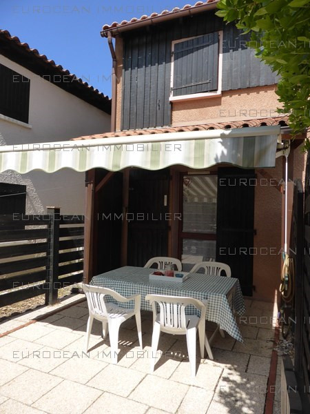 Location vacances maison / villa Lacanau-ocean 313€ - Photo 1