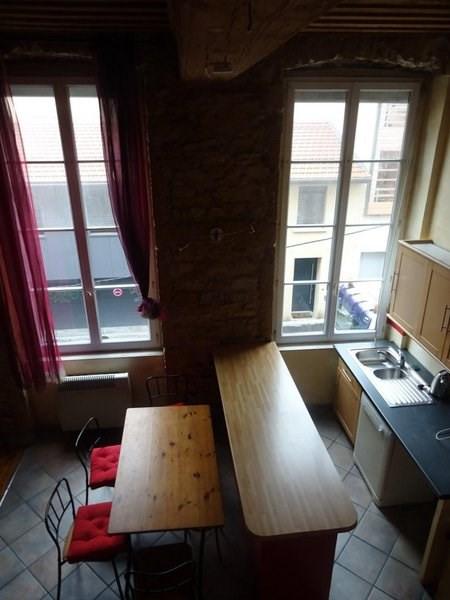 Venta  apartamento Lyon 4ème 216000€ - Fotografía 3