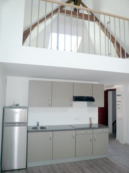 Rental apartment Caudry 457€ CC - Picture 1