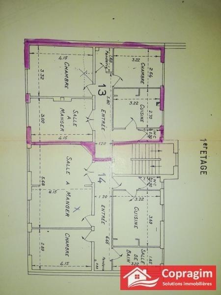Sale apartment Montereau 74000€ - Picture 1
