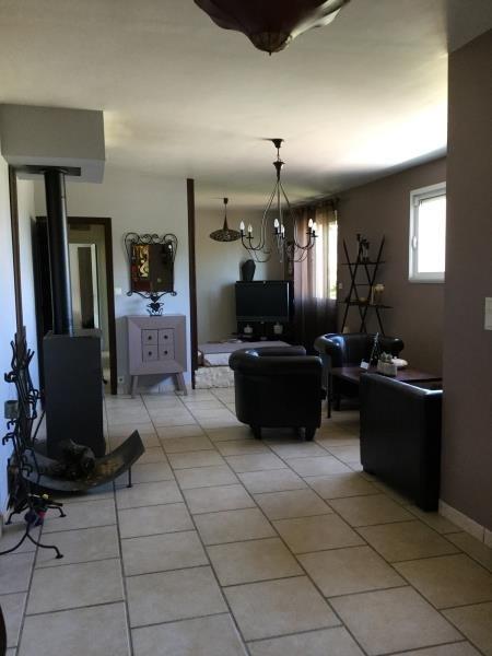 Sale house / villa La roche de glun 420000€ - Picture 5