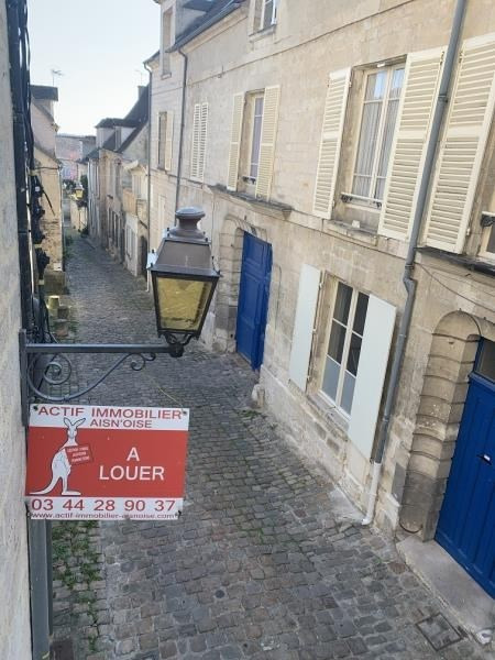 Rental apartment Senlis 765€ CC - Picture 1