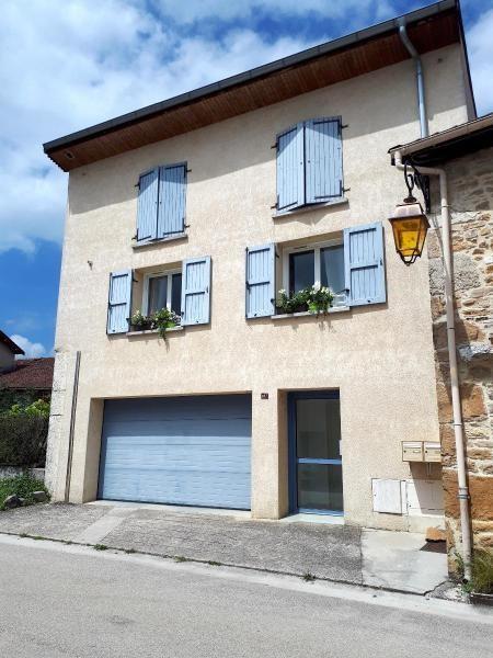 Location appartement Saint jean le vieux 636,25€ CC - Photo 1