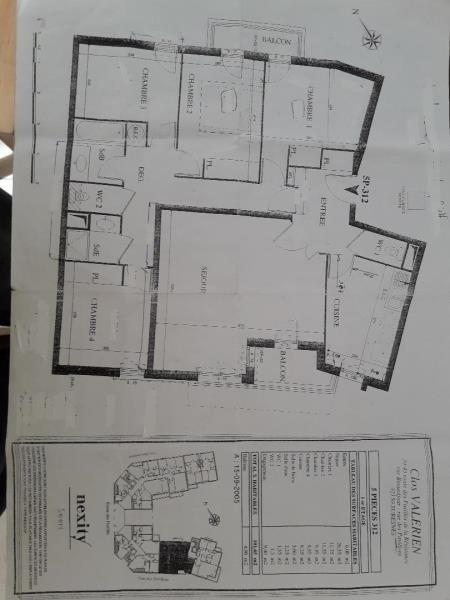 Sale apartment Suresnes 730000€ - Picture 3