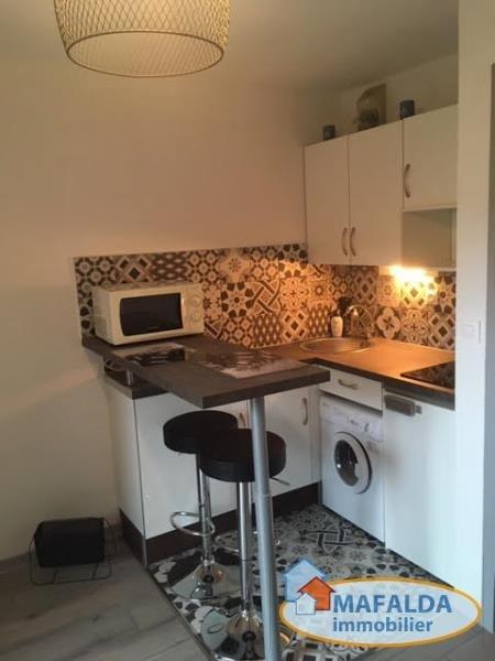 Rental apartment Mont saxonnex 390€ CC - Picture 1