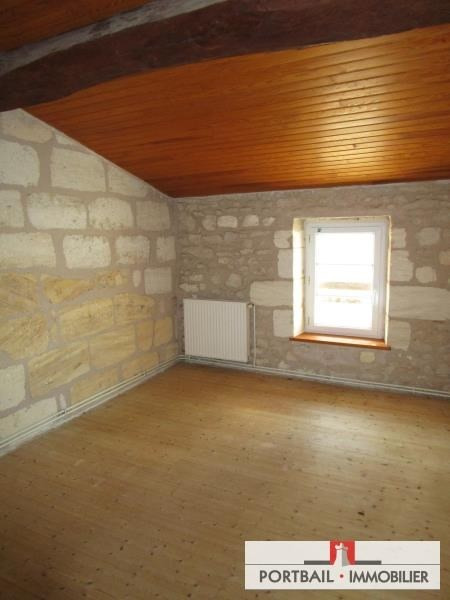 Rental apartment Blaye 533€ CC - Picture 4
