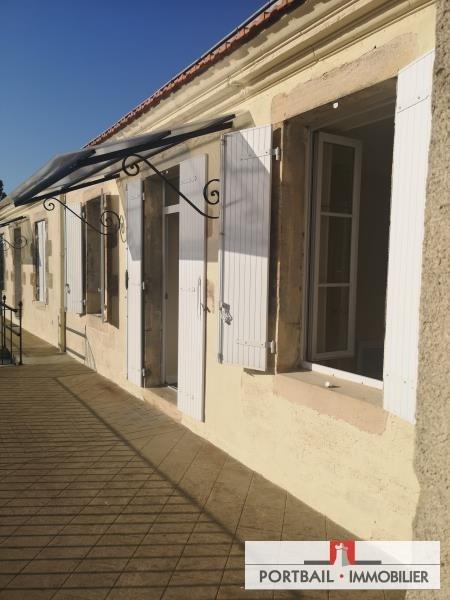 Rental apartment Blaye 450€ CC - Picture 5