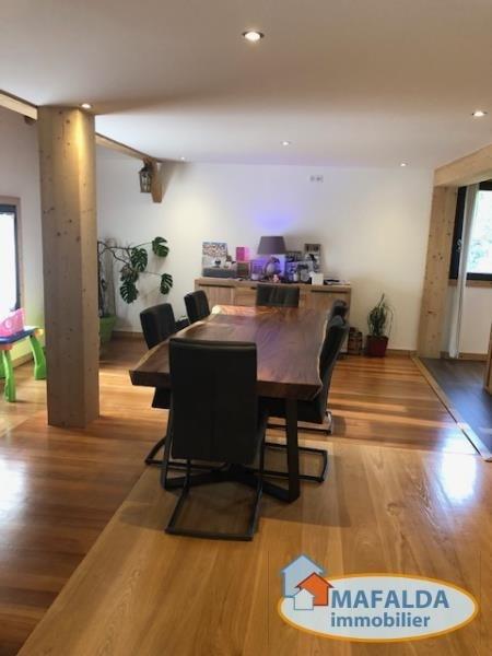 Sale house / villa Mont saxonnex 485000€ - Picture 4