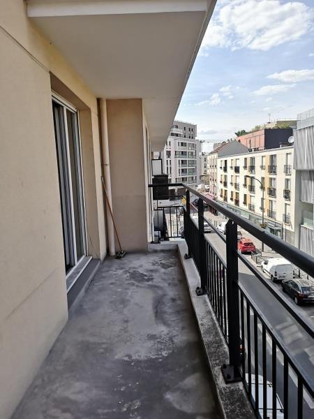 Location appartement Asnieres sur seine 980€ CC - Photo 2