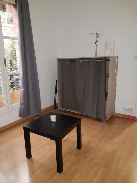 Alquiler  apartamento Paris 18ème 700€ CC - Fotografía 3