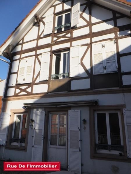Sale building Niederbronn les bains 307400€ - Picture 1
