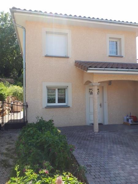 Sale house / villa St prim 237000€ - Picture 1