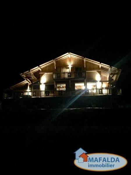 Sale house / villa Mont saxonnex 510000€ - Picture 2