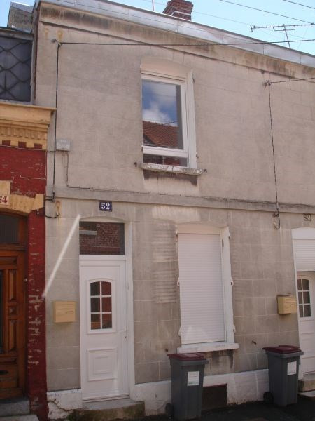 Rental house / villa Saint quentin 518€ CC - Picture 7