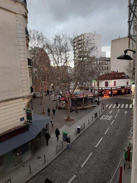 Alquiler  apartamento Paris 18ème 1296€ CC - Fotografía 7