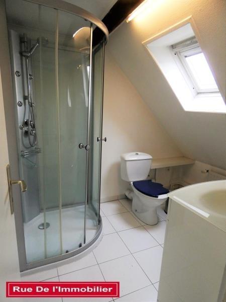 Sale apartment Niederbronn les bains 52800€ - Picture 2
