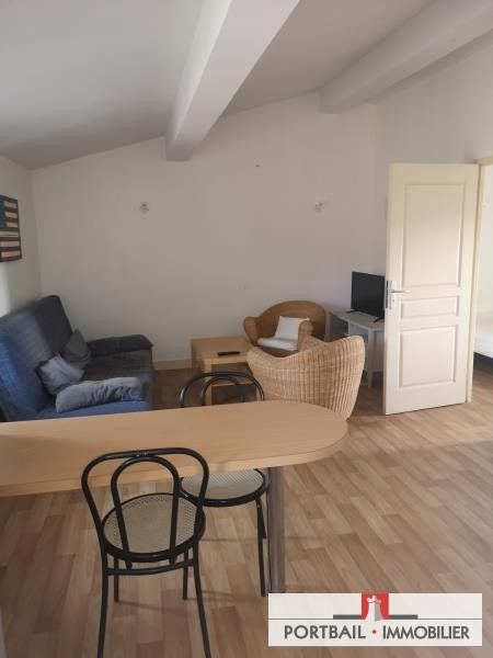 Rental apartment Blaye 450€ CC - Picture 2
