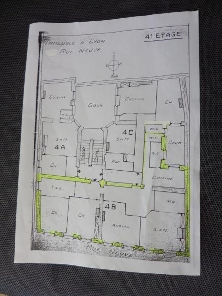 Vente de prestige appartement Lyon 2ème 765000€ - Photo 9