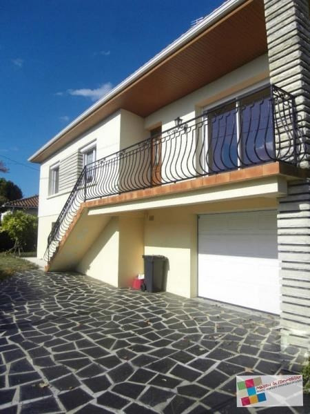 Location maison / villa Chateaubernard 850€ CC - Photo 1