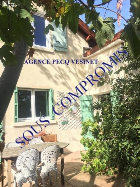 Vente maison / villa Le pecq 710000€ - Photo 1