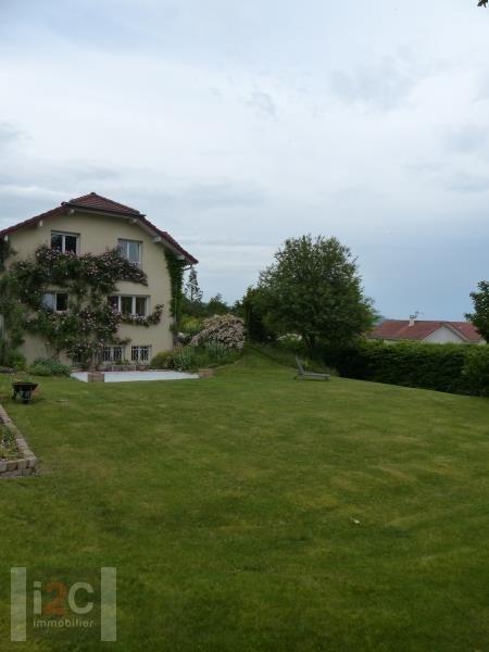 Venta  casa Echenevex 990000€ - Fotografía 2