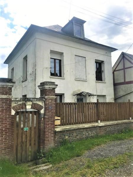 Vente maison / villa Gisors 147 560€ - Photo 1
