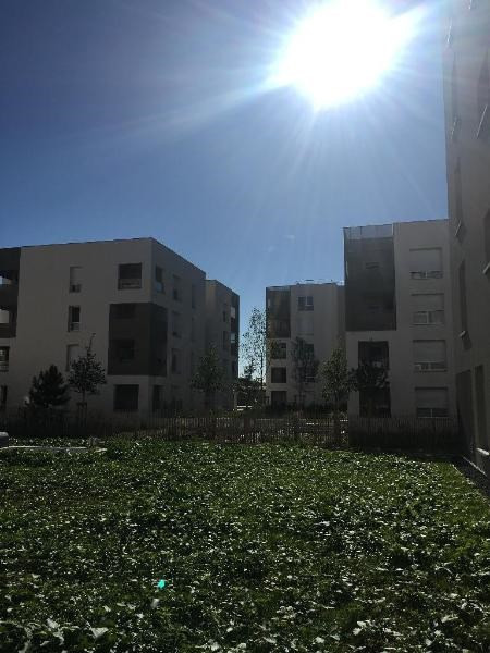 Rental apartment Vaulx en velin 647€ CC - Picture 2
