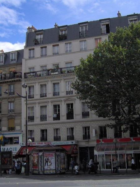 Affitto appartamento Paris 18ème 1540€ CC - Fotografia 3