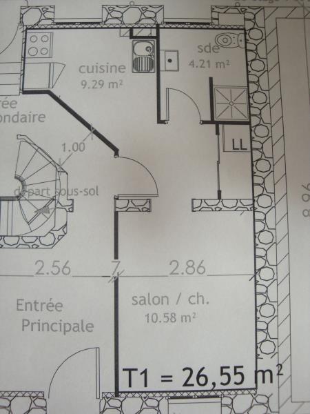 Rental apartment Perpignan 390€ CC - Picture 2