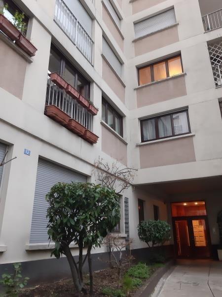 Rental apartment Paris 18ème 1050€ CC - Picture 9