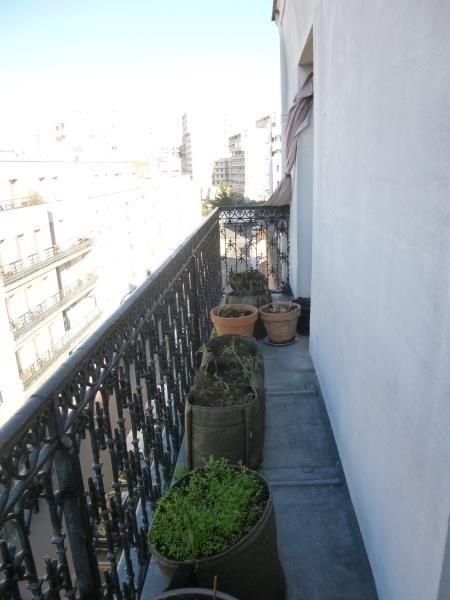 Sale apartment Paris 20ème 435000€ - Picture 1