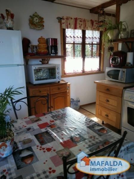 Vente maison / villa Mont saxonnex 285000€ - Photo 4