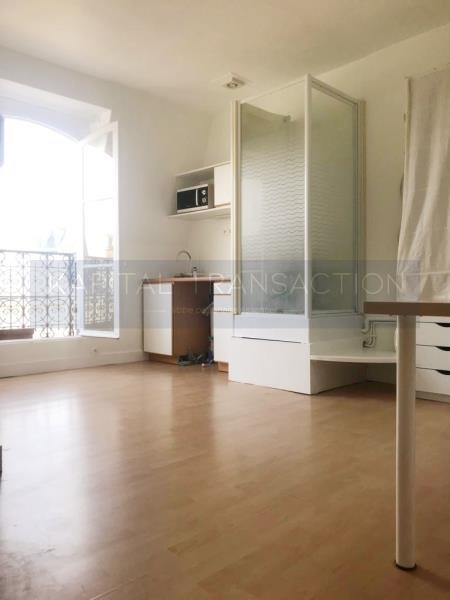 Sale apartment Paris 16ème 245 000€ - Picture 2